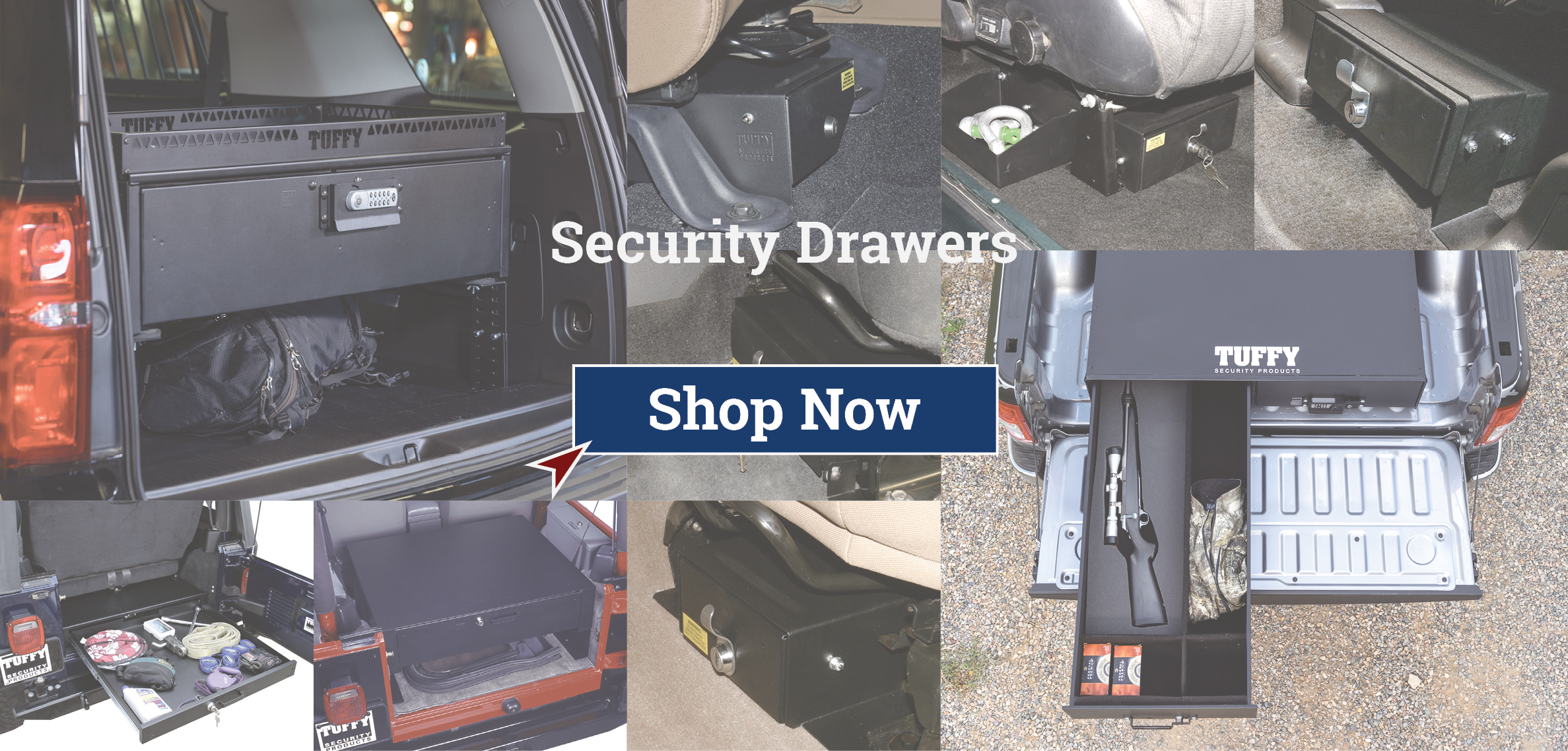 Tuffy Security Drawers