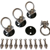 Anchor Point Tie Down Kit - Tuffy Security Products