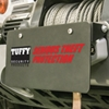 Flip-Up License Plate Holder | Hawse Fairlead - Tuffy Security Products